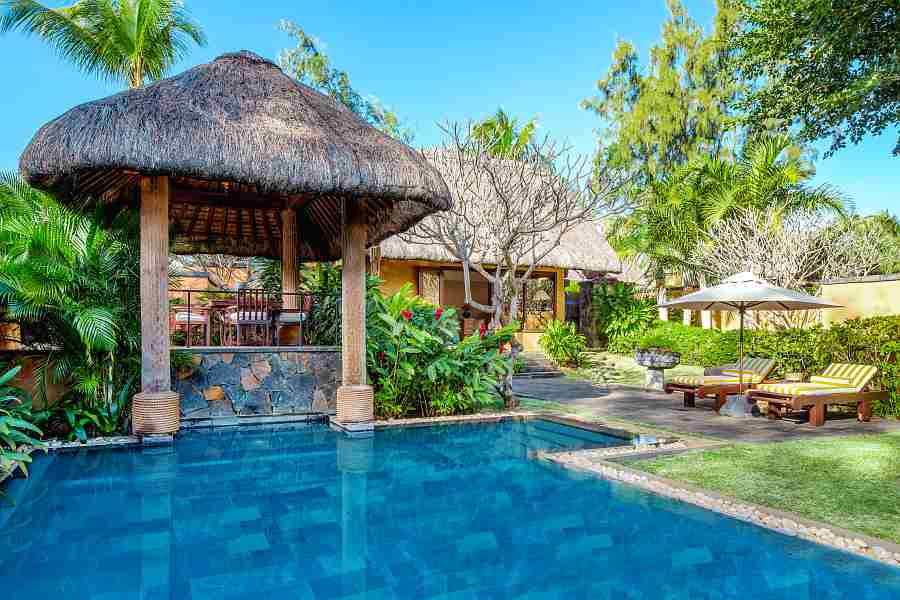 The Oberoi Beach Resort Mauritius © Oberoi Hotels & Resorts